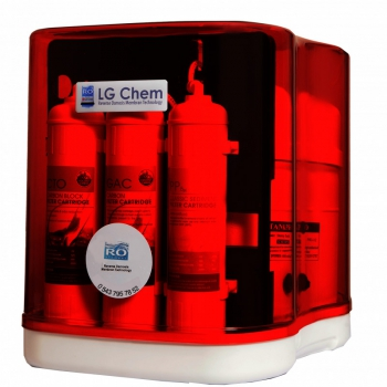 3.2 Cool Kırmızı Su Arıtma Cihazı